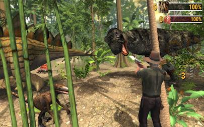 Dino Safari: Evolution-U APK screenshot thumbnail 3