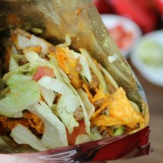 Quick & Easy Walking Tacos