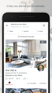 immoRegion – Immobilier Régional, Location & Vente- screenshot thumbnail