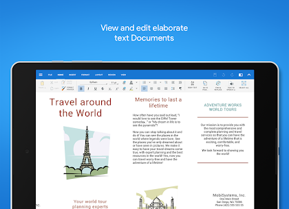 OfficeSuite : Office + PDF Editor Premium v10.0.15671 Cracked APK 9
