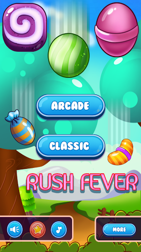 Candy Rush Fever