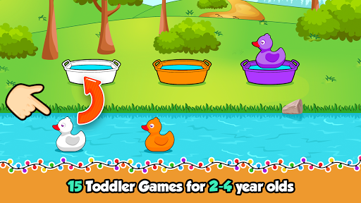 Baby Games for 2,3,4 year old toddlers screenshot 1