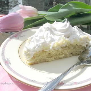 Coconut Flour Cake Recipe