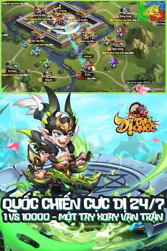 Du1ecb Tam Quu1ed1c - Di Tam Quoc 1.4 screenshots 5
