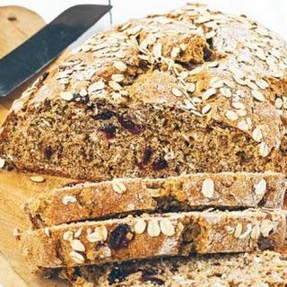 Rye 'n' Oat Soda Energy Bread
