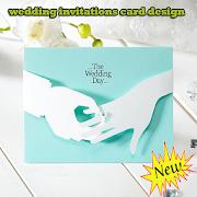 دعوات الزفاف تصميم بطاقة APK