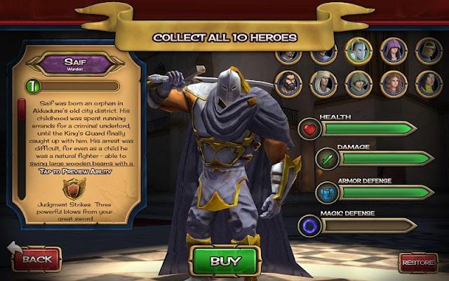 Guardians of Valor- screenshot