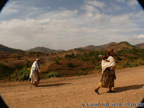 Photo: Amhara woman