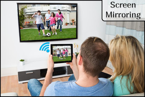 Screen Mirroring: Connect Mobile to TV 1.1 screenshots 4
