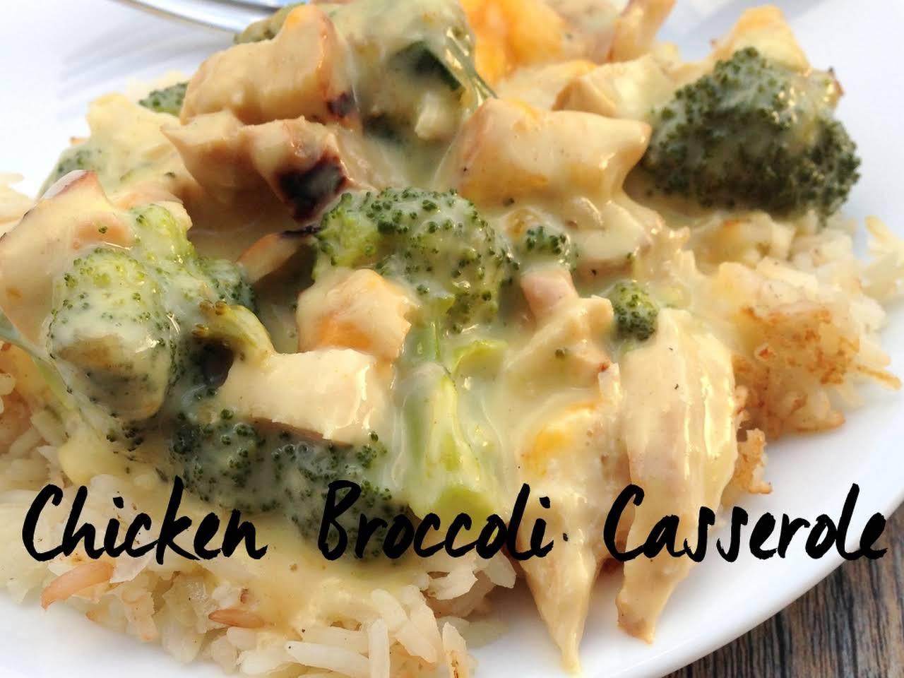10 Best Chicken Broccoli Casserole Recipes Yummly
