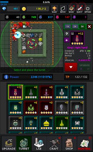 Grow Turret - Idle Clicker Defense screenshots 9