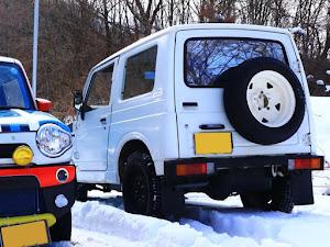 ジムニー JA11V ja11のカスタム事例画像 KOMATSUさんの2019年01月12日22:01の投稿