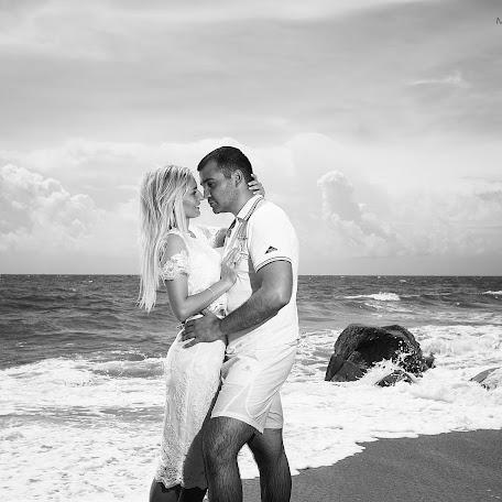 Wedding photographer Mikhail Nazarenko (migelradriges). Photo of 12.09.2016