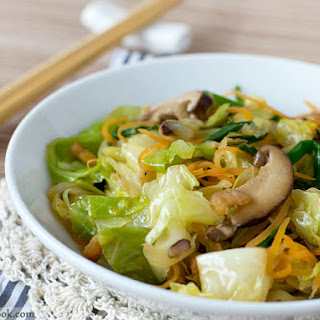 Stir-fried Cabbage