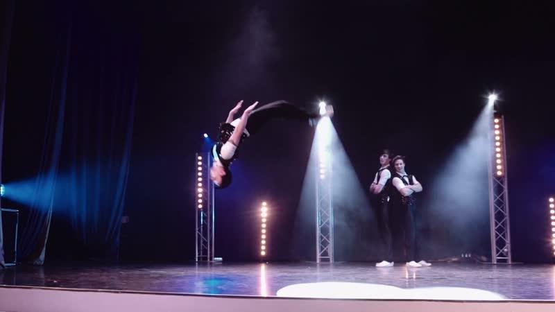 Цирковой коллектив Лига Артистов в Саратове