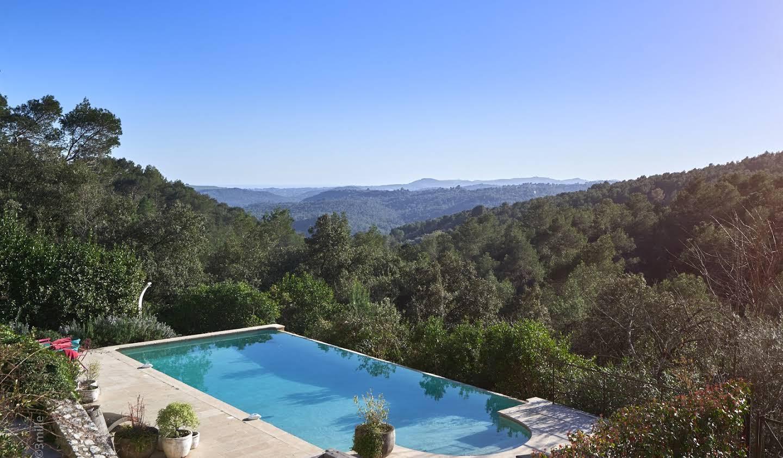 Propriété avec piscine et jardin La Colle-sur-Loup