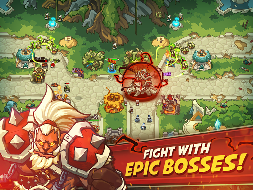 Empire Warriors Premium: Tower Defense Games 2.3.4 screenshots 4