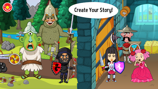 Pepi Tales: Kingu2019s Castle 1.0.16 screenshots 1