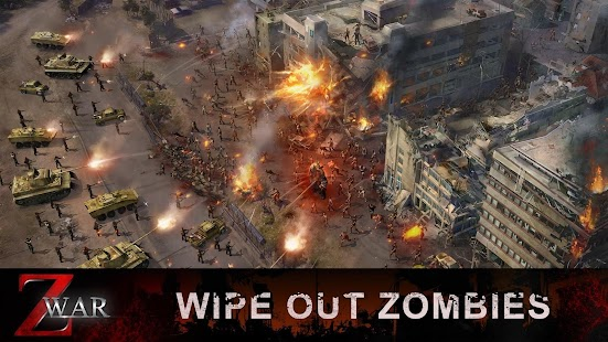 Z War-Zombie Modern Combat- screenshot thumbnail