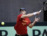 Joris De Loore heeft al twee jaar geen wedstrijd meer gespeeld als tennisser, maar wil het nog één keer proberen
