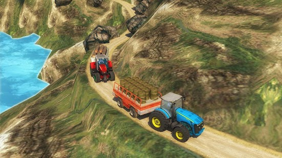 Download Cargo Tractor Simulator: Hill Climb Transport for PC