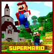 S-Mario Craft MCPE APK