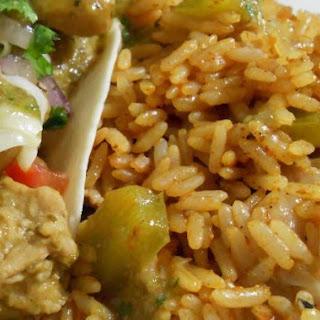 Mild or Spicy Spanish Rice Recipe