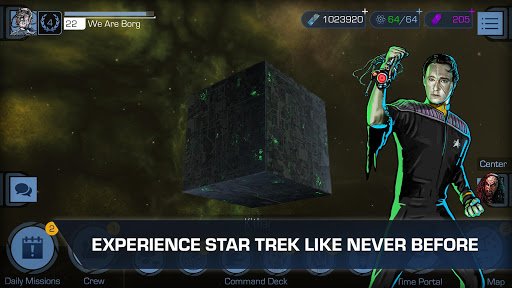 Star Trek™ Timelines screenshot 1