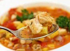30-minute Seafood Soup Recipe