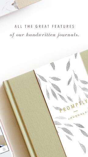 Promptly Journals screenshot 8