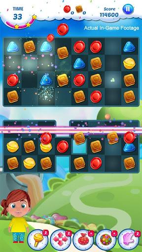 Gummy Candy - Match 3 Game screenshots 10
