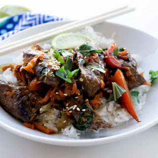 Thai Spicy Beef Basil Recipes