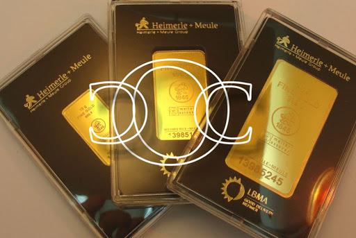 façon et certification de l'or