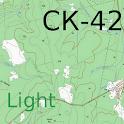 Топогеодезия СК-42 light icon