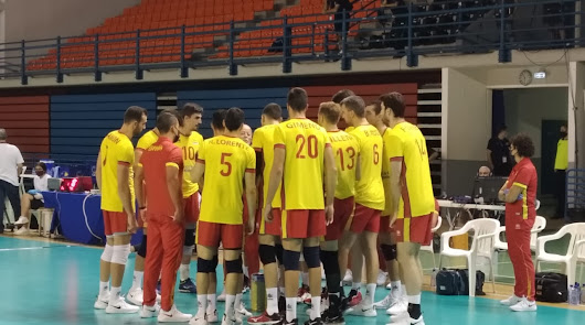España derrota a Letonia y se acerca al Eurovolley Masculino