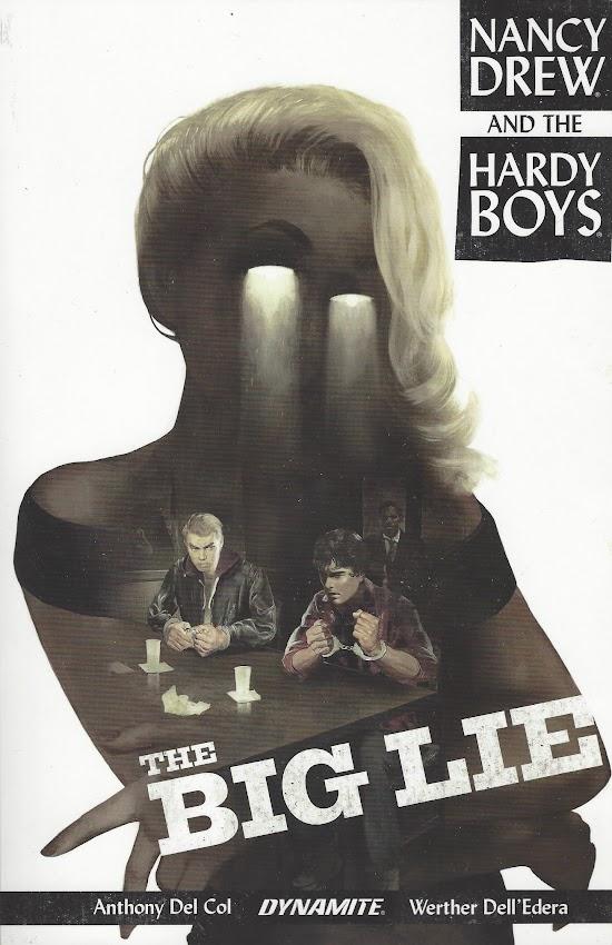 Hardy Boys / Nancy Drew: The Big Lie cover