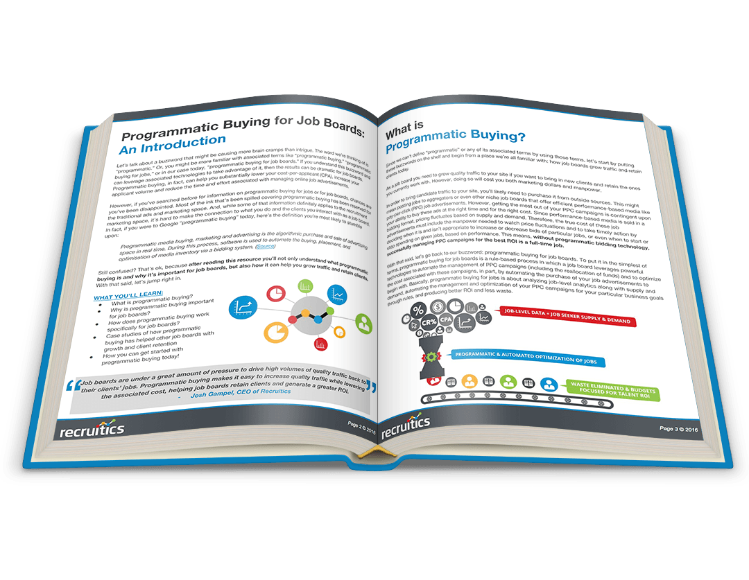 Programmatic Buying Basic eBook