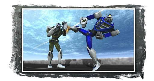 Metal Steel Robot Fighting