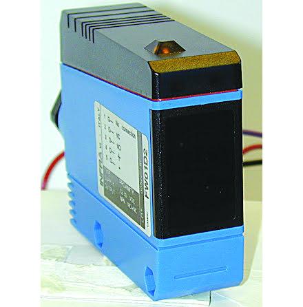 Fotocell mot reflektor, 15m, 0-7s, PNP/NPN, 12-30VDC