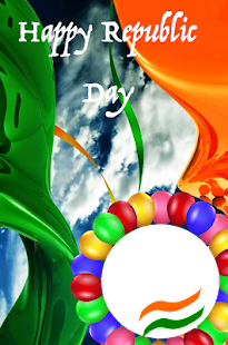Republic Day Frames screenshot