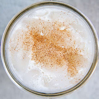 Spiced Rum Milk Punch Recipe