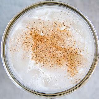 Spiced Rum Milk Punch.