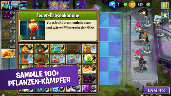 Plants vs Zombies™ 2 Free Screenshot