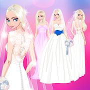 \u2744 Icy Wedding \u2744 Winter frozen Bride dress up game