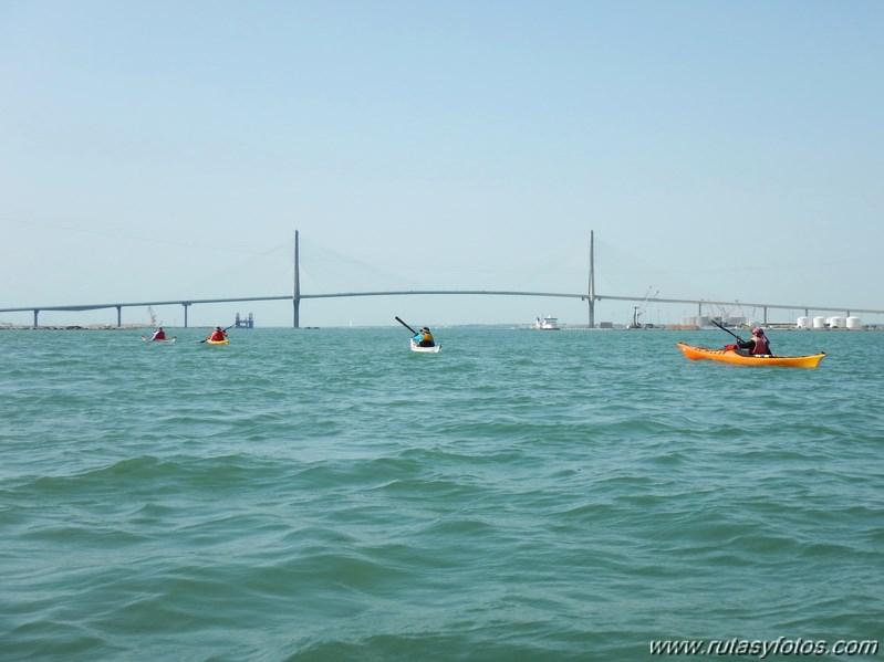 Kayak Elcano - Caseria - Santibañez