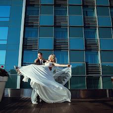Wedding photographer Ekaterina Zamlelaya (KatyZamlelaya). Photo of 30.11.2016