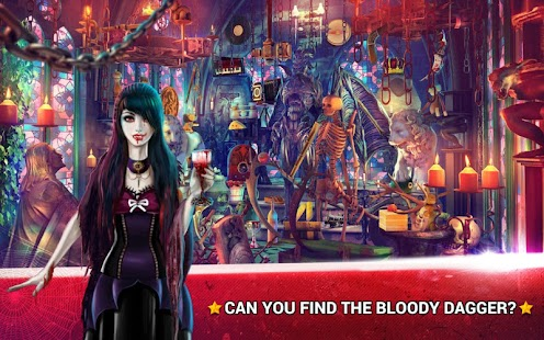 Skryte Predmety Vampirov Chrám 2 - Upírské Hry - náhled