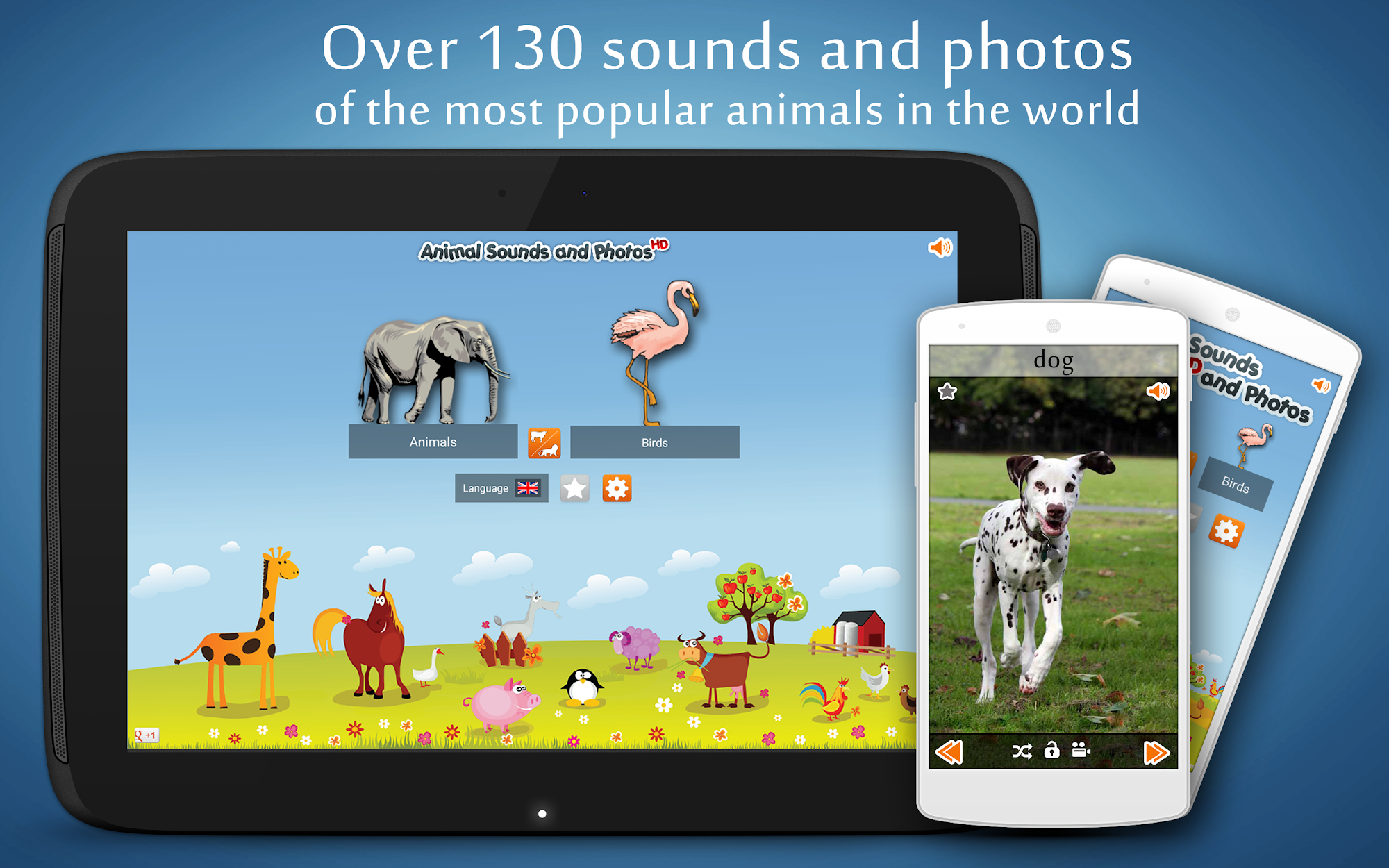 Animal Sounds screenshot #9