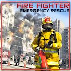 FireFighter Emergency Rescue Sandbox Simulator 911 icon