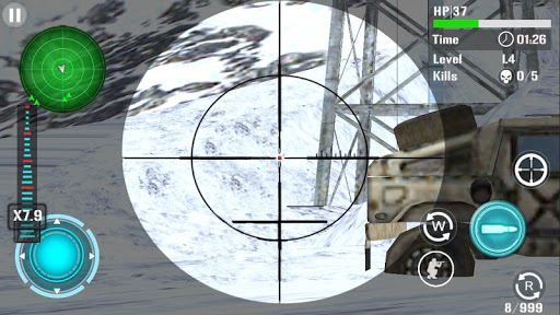 Mountain Sniper Shooting 1.4 screenshots 19
